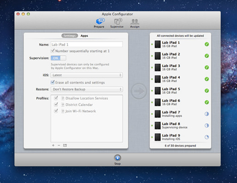 apple cinfiqurator3